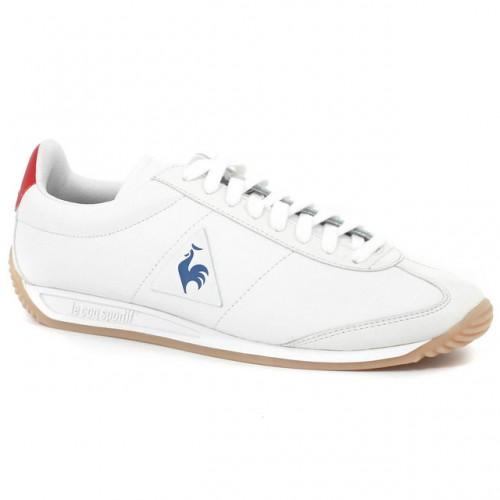 8c619aa7be2 ... australia basket le coq sportif quartz lea sport gum femme blanc bleu  promo prix paris f1068