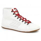 Chaussures Le Coq Sportif AA Mid Blanc Alpin Homme Blanc Ventes Privées