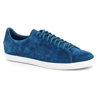 Chaussures Le Coq Sportif Charline Nubuck Femme Bleu Vendre Marseille