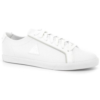 Chaussures Le Coq Sportif Feret Atl Leather Homme Blanc Remise Nice