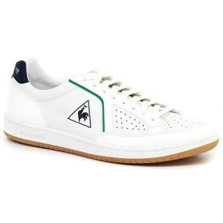 Chaussures Le Coq Sportif Icons Lea Sport Gum Homme Blanc Vert En Ligne