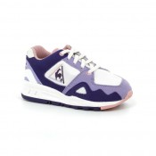 Chaussures Le Coq Sportif Lcs R1000 Inf Mesh Og Inspired Garçon Blanc Rose Remise Nice