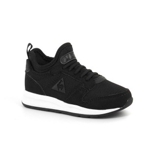 Chaussures Le Coq Sportif Omega X Inf Mesh Reflective Garçon Noir Magasin Lyon