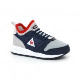 Acheter des Nouveau Chaussures Le Coq Sportif Omega X Inf Techlite Fille Bleu Rouge