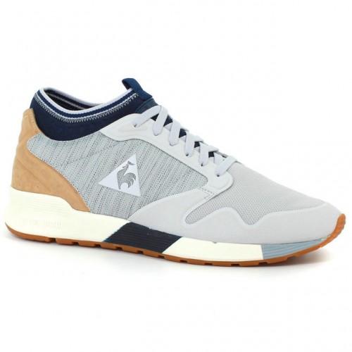 28c932ca581e1 Chaussures Le Coq Sportif Omicron Craft Homme Gris Pas Cher