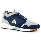 Chaussures Le Coq Sportif Omicron Techlite Homme Bleu Jaune Remise prix