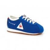 Chaussures Le Coq Sportif Wendon Inf Nylon Fille Bleu Rouge Promos