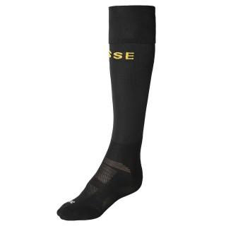 Mode Le Coq Sportif Chaussettes de football ASSE Replica Homme Noir