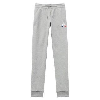 Le Coq Sportif Pantalon Essentiels Enfant Slim Garçon Gris Boutique