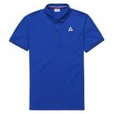 Le Coq Sportif Polo Essentiels Homme Bleu Blanc Personnalisé