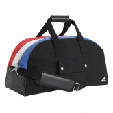 Vente Privee Le Coq Sportif Sac de sport Tricolore Femme Noir