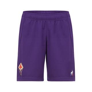 Nouvelle Le Coq Sportif Short Training Fiorentina Homme Violet