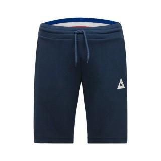 Site Le Coq Sportif Short Tricolore Homme Bleu