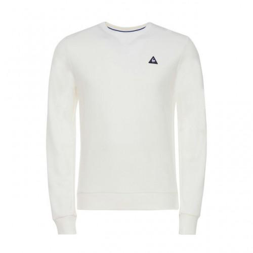 744a65fb6549 Le Coq Sportif Sweat Essentiels Homme Blanc Boutique France