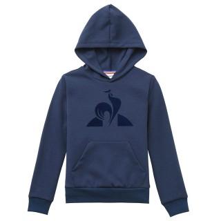 Acheter Le Coq Sportif Sweat à capuche zippé Essentiels Enfant Garçon Bleu