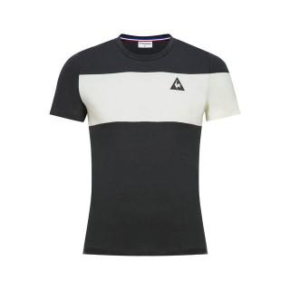 Le Coq Sportif T-Shirt Essentiels Homme Gris Blanc Nouvelle