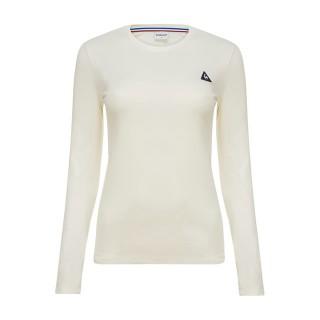 Le Coq Sportif T-Shirt Manches Longues Essentiels Femme Blanc En Ligne