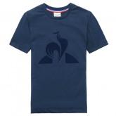 Le Coq Sportif T-shirt Essentiels Enfant Garçon Bleu Vendre Lyon