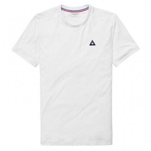 0d84e7948f7b6 Le Coq Sportif T-shirt Essentiels Homme Blanc Pas Cher Paris