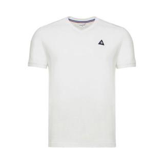 Le Coq Sportif T-shirt Essentiels Homme Blanc à Petit Prix