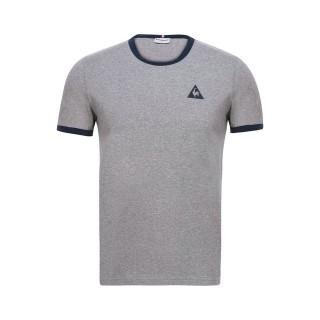 Le Coq Sportif T-shirt Essentiels Homme Gris Bleu Original