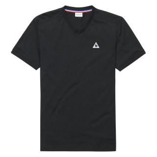 Le Coq Sportif T-shirt Essentiels Homme Noir en Promo