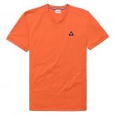 Solde Le Coq Sportif T-shirt Essentiels Homme Orange Orange