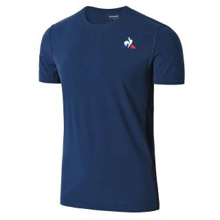 La Collection 2017 Le Coq Sportif T-shirt Performance Training Homme Bleu