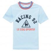 Le Coq Sportif T-shirt Racing 92 Pres Enfant Garçon BLC Pas Chere