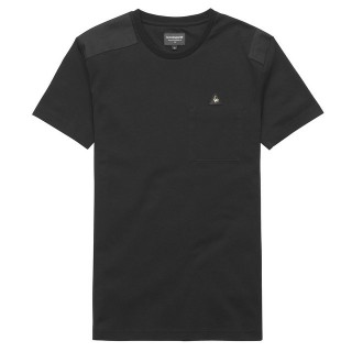 Le Coq Sportif T-shirt Stadium Homme Noir Officiel