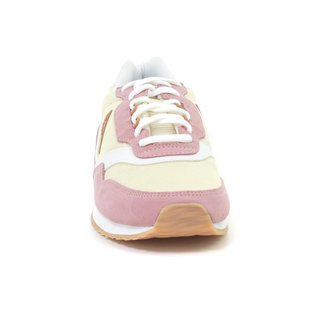 Chaussures Le Coq Sportif Louise Suede/Nylon Femme Rose