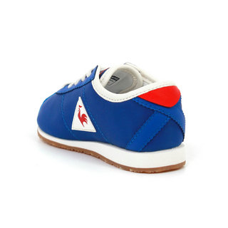 Chaussures Le Coq Sportif Wendon Inf Nylon Fille Bleu Rouge